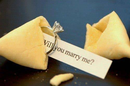 Will you marry me ? ;>
