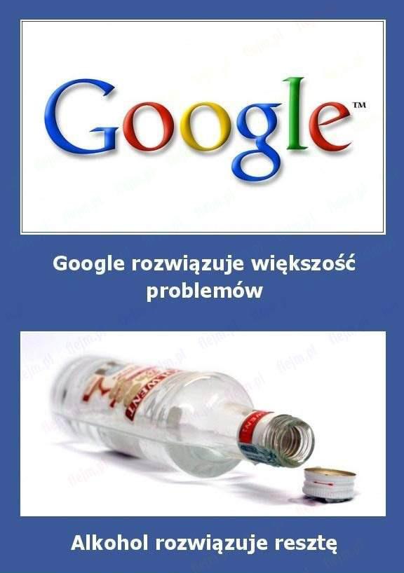 Jednak Wujek Google nie jest niezastąpiony.