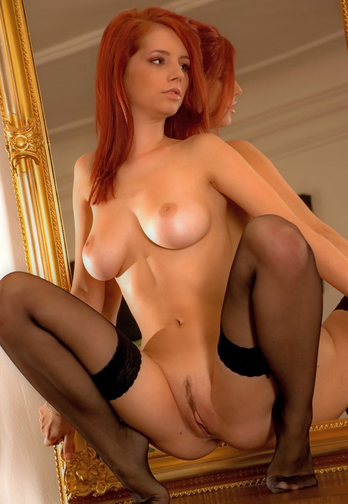 Hot sexy redhead volleyball chicks nude not despond!