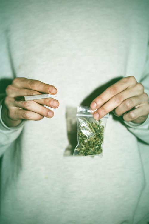 zielono-weed time