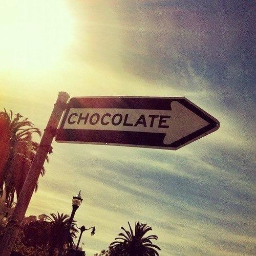 kierunek...CHOCOLATE!