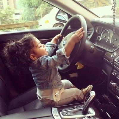 kierowca mały;)