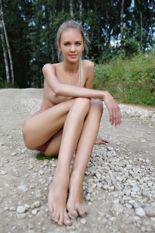 фото русских худышек