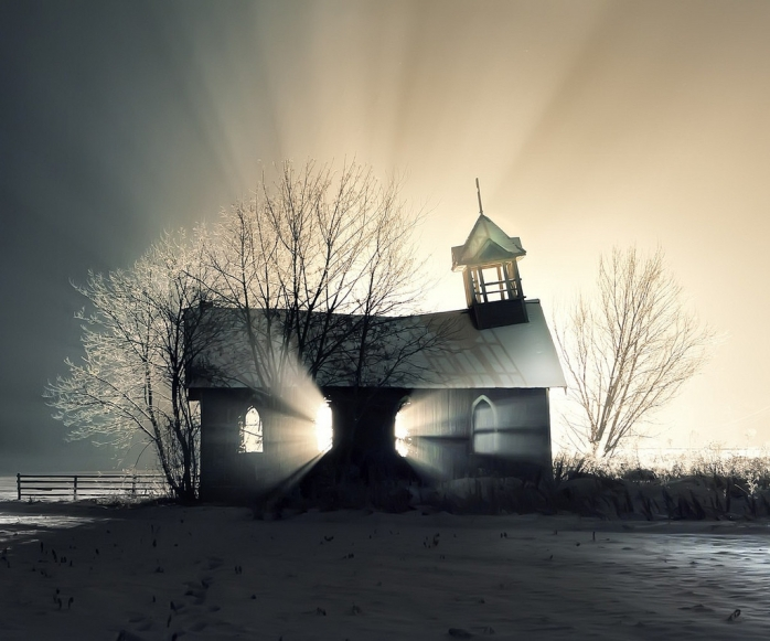 Opuszczony kościół