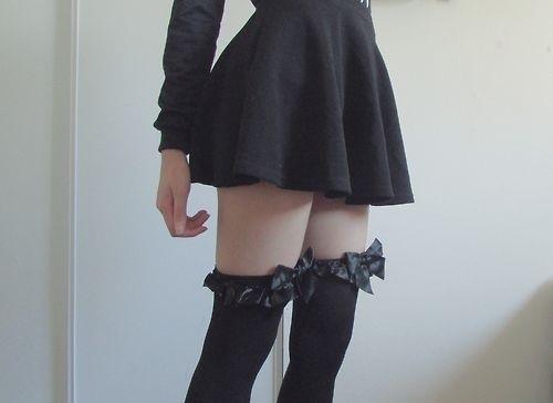 Фото девушек в чулках в юбках 51204 фотография