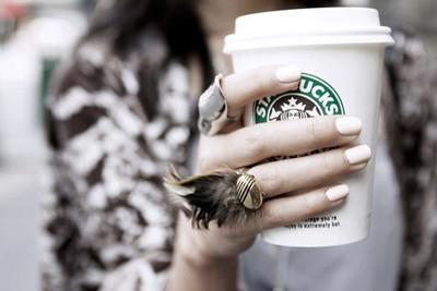 kawa na dobry początek.