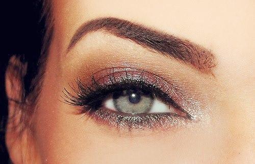 makijaż oka.