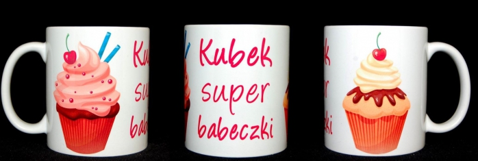 kubek SUPER BABECZKI - słodsza niż myślisz :)