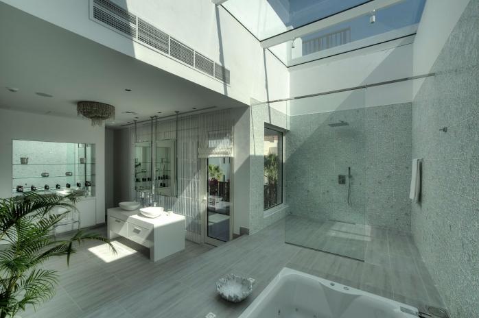 Łazienka w Dubaju