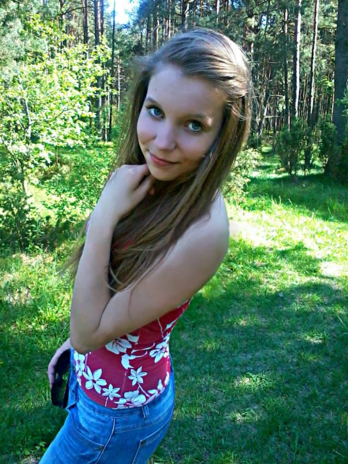 w lesie ^^