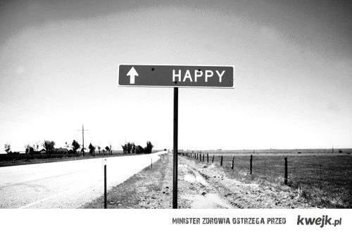 Niby jest wiele dróg do szczęścia