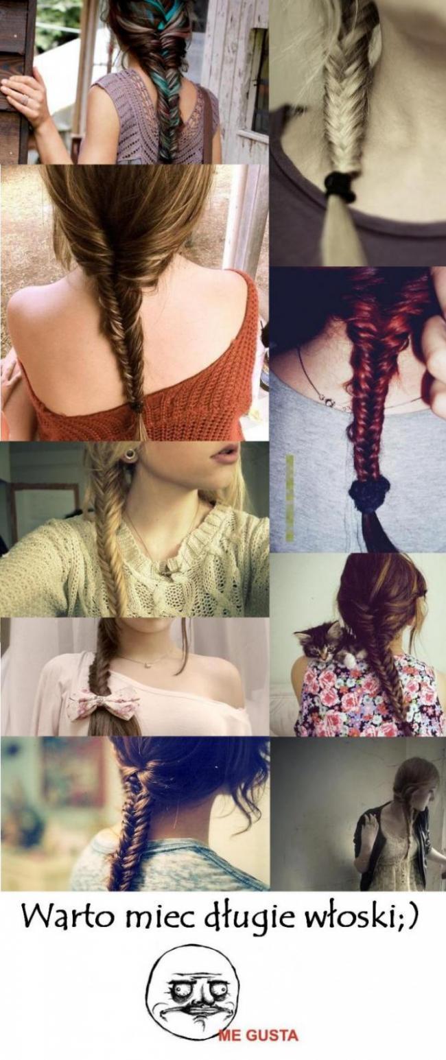 kocham kobiety z długimi włosami!