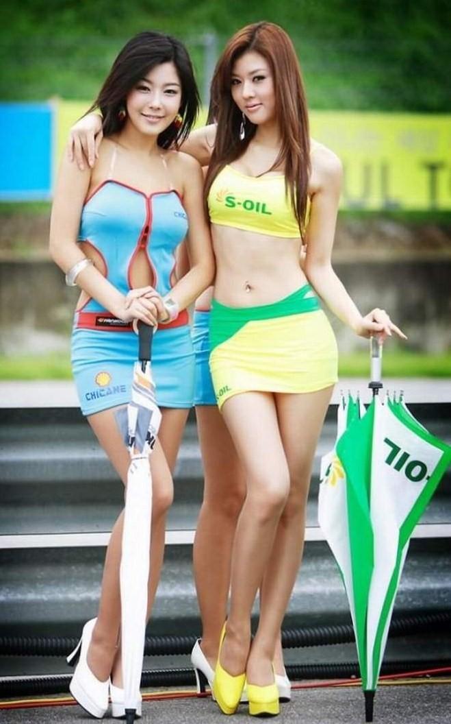 корейским знакомства девушками