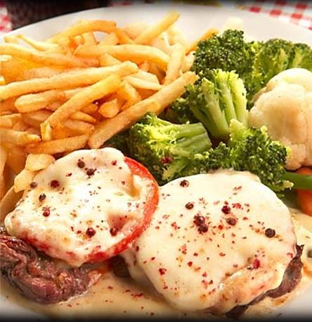 obiad w Jeff's *.*