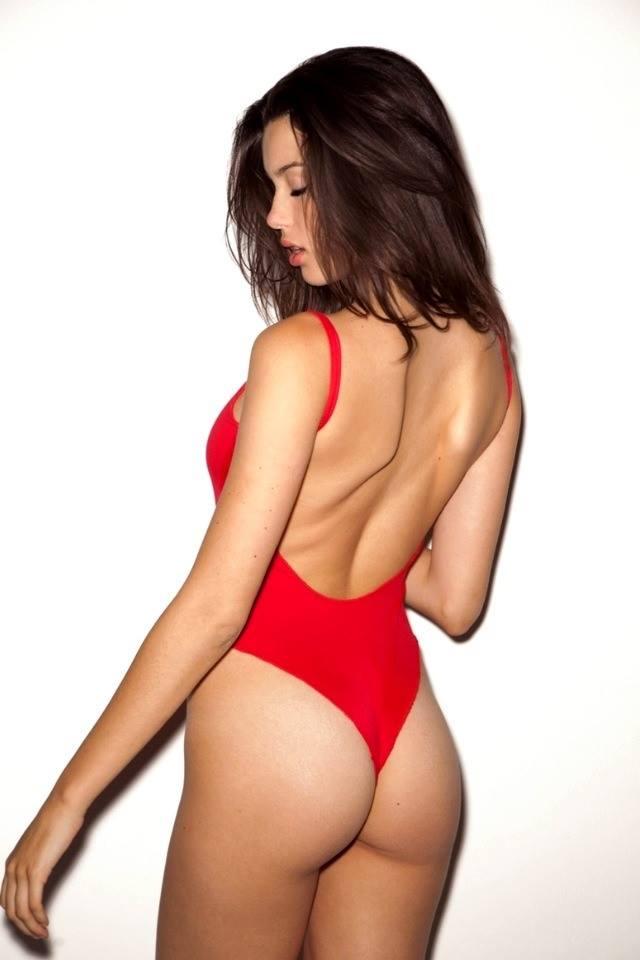 czerwień.