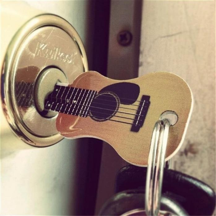Boska oprawka do kluczy!