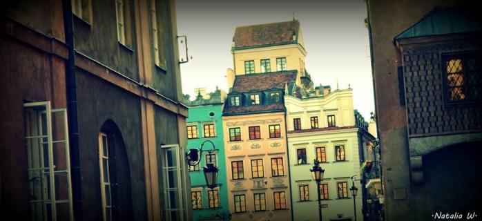 stare miasto.