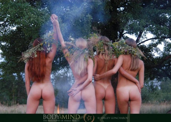 ивана купала фото голые